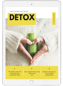 3 Day Juice Detox Protocol